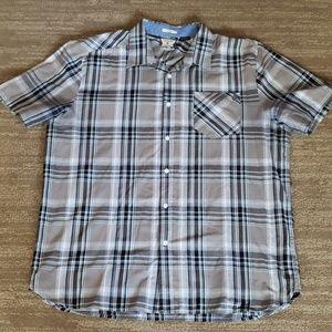 Volcom button down shirt